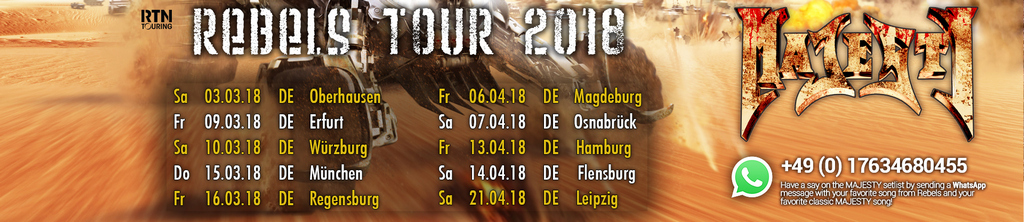 Generation Metal Tour